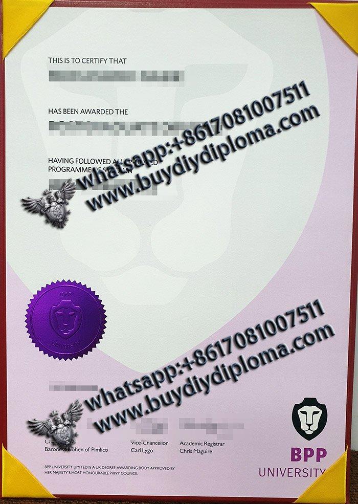 fake BPP University degree, fake law degree, buy BPP University diploma,