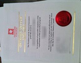 Fanshawe College diploma