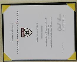 HBS degree