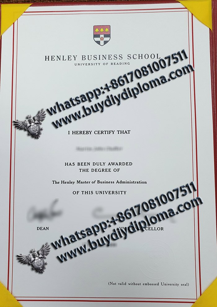 replica Henley Business School diploma, order Henley Business School degree, fake HBS diploma,