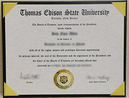 Thomas Edison State University degree