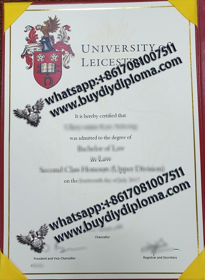 Truth about Getting Fake University in Leicester Degree online