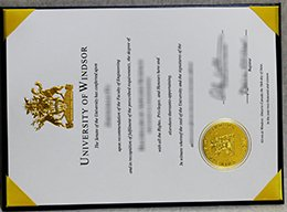 University of Windsor diploma