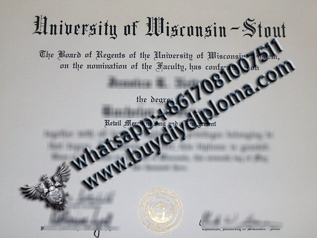 university-of-wisconsin-stout-diploma