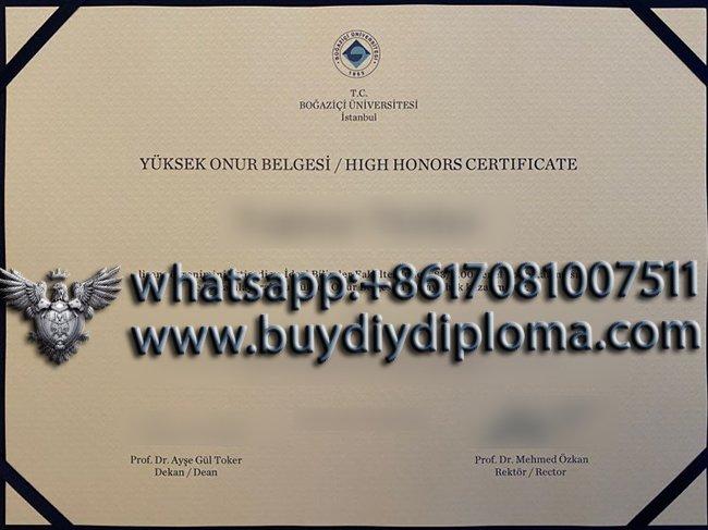 Where can i buy Boğaziçi Üniversitesi Diploma?