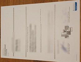 FHZ-certificate
