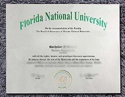 Florida-National-University-Diploma