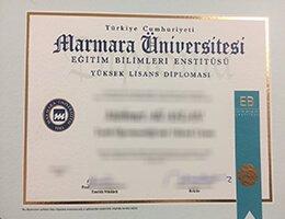 Istanbul-Marmara-Universitesi diploma