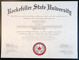 Rockefeller-Diploma