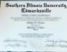 Southern Illinois University Edwardsville Diploma