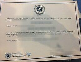Universitas-Malacitana-diploma