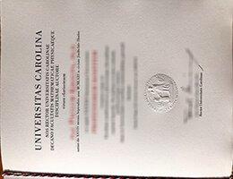 universitas carolina diploma