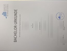 Frankfurt University of Applied Sciences Diploma