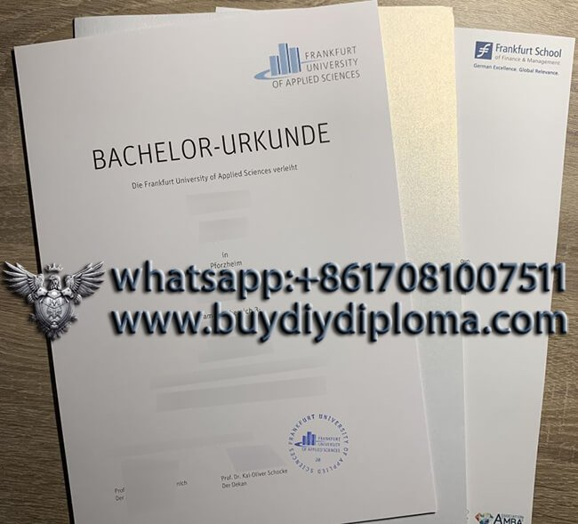 Frankfurt-University-of-Applied-Sciences-Diploma
