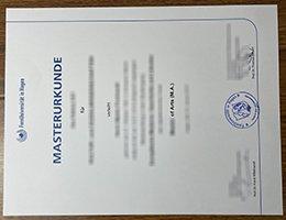 FernUniversität in Hagen Diploma