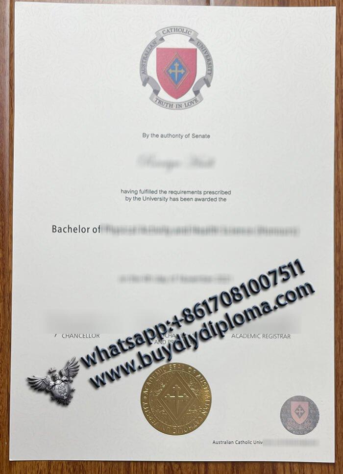 ACU Diploma