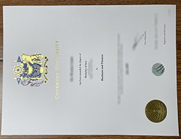 Coventry University Diploma