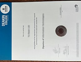 Deakin-College-certificate