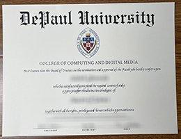 Depaul University Diploma