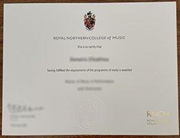RNCM diploma