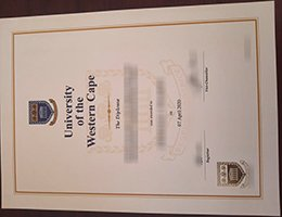 University of the Western Cape diploma1