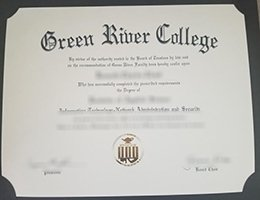Green-River-College-Diploma