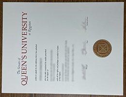 Queen's university Diploma