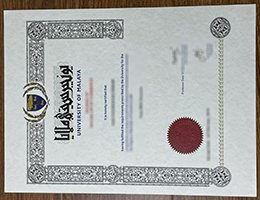 Uni of Malaya diploma