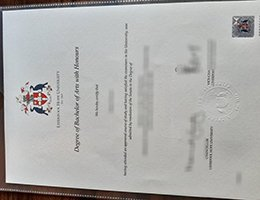 fake Liverpool Hope University master degree1