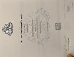 liverpool john moores university diploma