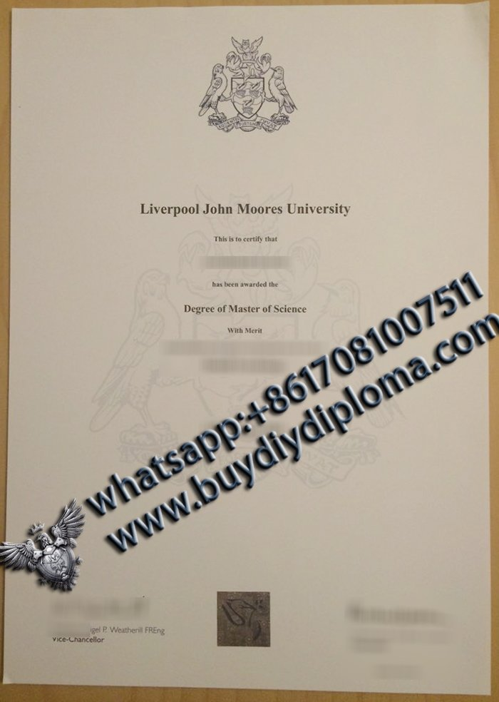 liverpool john moores university master degree
