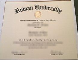 Rowan University Diploma