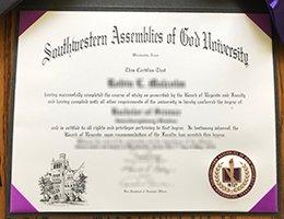 SAGU Diploma