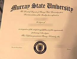 Murray State University degree