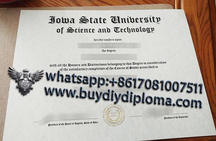 New Iowa State University degree