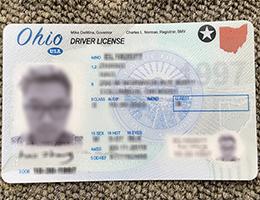 Ohio Driver License