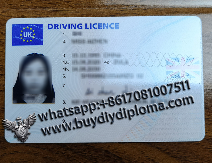 UK drivers license
