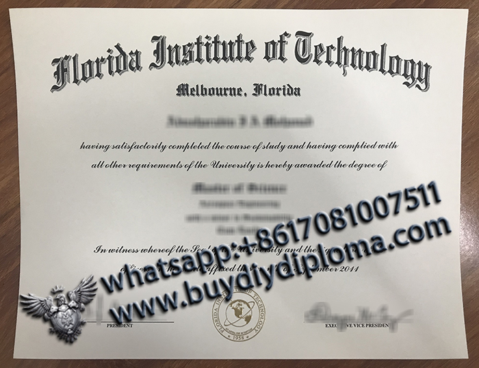 Florida Institute of Technology degree