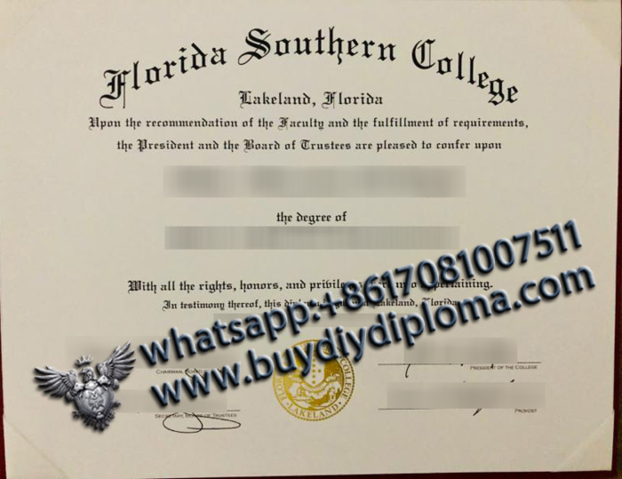 Florida Southern College degree