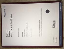 Pearson Edexcel FSQ certificate