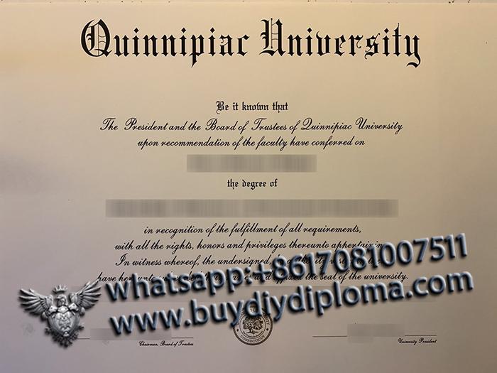 Quinnipiac University degree